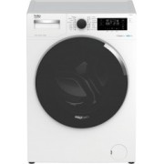 Masina de spalat rufe Beko WTE9744N 9 kg 1400 RPM Clasa A+++ SteamCure AquaTech AddGarment Inverter Alb