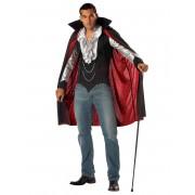 Vegaoo.es Disfraz de vampiro elegante hombre Halloween - M