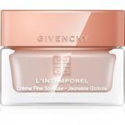 Givenchy L'Intemporel Global Youth Silky Sheer Cream liftingový zpevňující krém proti stárnutí pleti 50 ml