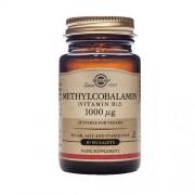 Solgar B12 Vitamin Methylcobalamin - 1000 mcg - 30 Tabl