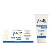 HOT V-Activ PENIS POWER CREAM (50ml)