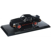 Welly Collection 1:18 1973 Porsche 911 Carrera Rs Diecast Vehicles, Black