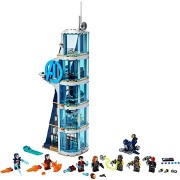 LEGO Super Heroes 76166 Harcolj az Avenger Toronyban