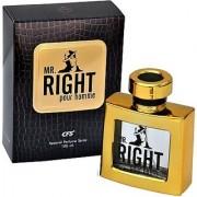 Cfs Mr. Right Eau De Parfum - 100 Ml (For Men)