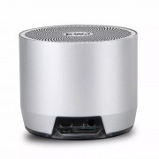 EWA A3 3D Stereo Music Surround Wireless Portable Bluetooth Subwoofer Mini Speaker - Silver