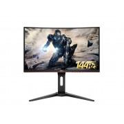 "Monitor AOC 27"", C27G1, 1920x1080, LCD LED, VA, zakrivljen, 1ms, 178/178o, VGA, HDMI 2x, DP, Lift, crna, Freesync, 36mj"