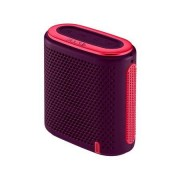 Multilaser Caixa de Som Pulse Mini Bluetooth/SD/P2 10W RMS Roxo e Rosa - SP239 SP239
