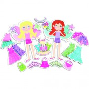 Galt - Fairy Dressing Up Set - Set Creatie Magnetic Zane