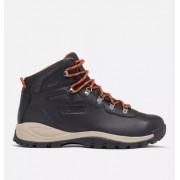 Columbia Chaussure de randonnée Newton Ridge Luxe - Homme Noir, Cedar 41 EU