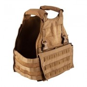 Velocity Systems Scarab Light Plate Carrier - Scarab Light Plate Carrier Coyote Brown Med