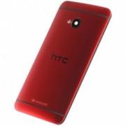 Capac baterie HTC One M7 Original Rosu