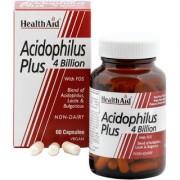 Health Aid Acidophilus Plus 4 Billion - 60 Capsules