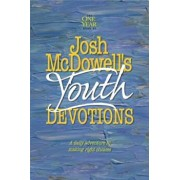 Josh McDowell's One Year Book of Youth Devotions: A Daily Adventure to Making Right Choices, Paperback/Bob Hostetler
