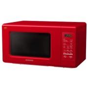 Cuptor cu microunde Daewoo KOR-6S2BR, 20 litri, 800 W, Digital (Rosu)