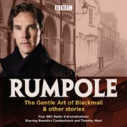 Rumpole: The Gentle Art of Blackmail & other stories - Four BBC Radio 4 dramatisations (Mortimer John)(CD-Audio) (9781785298974)