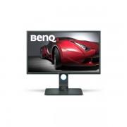 """BenQ monitor 32"""" - PD3200U (IPS, 16:9, 3840x2160, DP, HDMI, USB) Speaker, HAS, Pivot"""