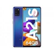 Samsung Smartphone Galaxy A21s (6.55'' - 4 GB - 64 GB - Azul)