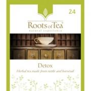 Ceai de urzica si fructe de padure Detox Arthemia (20 plicuri/cutie)
