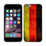 Husa iPhone 6 iPhone 6S Silicon Gel Tpu Model Germany Flag