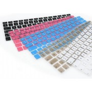 39 Macbook Silicone Keyboard Film pink