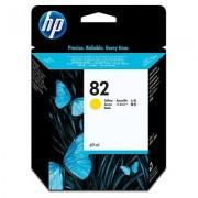 HP 82 Yellow Ink Cartridge, 69-ml (C4913A)
