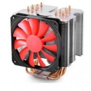 Oхлаждане за процесор, DeepCool LUCIFER K2, съвместимо с LGA2011-v3/LGA2011/LGA1366/LGA1156/LGA1155/LGA1151/LGA1150/LGA775 and FM2+/FM2/FM1/AM3+/AM3/AM2+/AM2