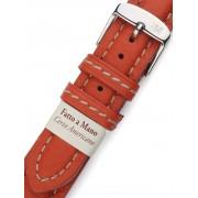 Curea de ceas Morellato A01U3885A62086CR20 oranges Uhren20mm