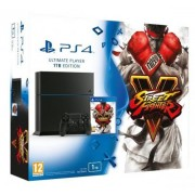 Consola PlayStation 4 Ultimate Player Edition 1TB + joc Street Fighter V