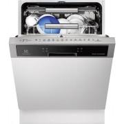 Masina de spalat vase Electrolux ESI8730RAX, partial incorporabil, 15 seturi, A+++, 6 programe, 5 temperaturi, panou comanda inox - negru