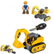Toystate Caterpillar Machine Maker Graafmachine