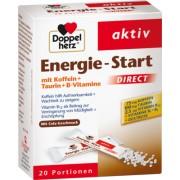 Queisser Pharma GmbH & Co. KG DOPPELHERZ Energie-Start DIRECT Pellets 20 St