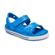Crocs Preschool Crocband™ II Sandalen Kinder Bright Cobalt / Charcoal 22