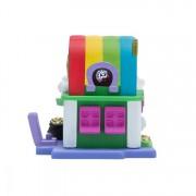 Set figurine si casuta Nanables, Make it Rainbow Arcade Rainbow Way