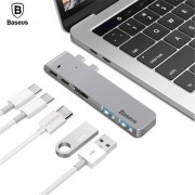 Baseus Redukce / adaptér USB-C - Baseus, Thunderbolt 5in1