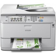 Multifunctional Epson WF M5690DWF WorkForce Pro, A4, 34 ppm, Duplex, Fax, Adf, Retea, Wireless