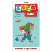 Mini Loco-frog and all his friends (4-6)
