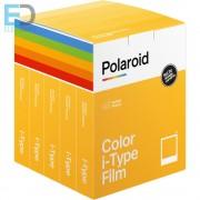 Polaroid Originals I-Type Color 5-Pack ( 5 x 8 ) színes instant film Party Starter 1 csomag ára