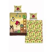 Angry Birds mintás ágynemű huzat