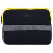 Clubb Slim Soft 9 Inch Tablet Black Sleeve Bag Cover Case