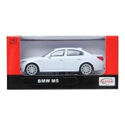 Rastar 1:43 Bmw M5 White M Series Diecast Car Collection