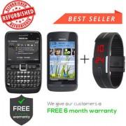 Nokia E63 C5-03 Get Digital Watch