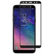 Samsung Galaxy A6+ (2018) 5D Black Tempered Glass Standard