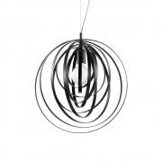 Lampa tavan neagra Disco SP1 - Ideal Lux