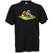 Cube Rubicks Melting Cube T-shirt