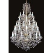 Crystal chandelier 4076 48P-505S