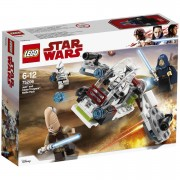 Lego Star Wars: Pack de combate: Jedi™ y soldados clon (75206)