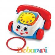Телефон с шайба занимателна играчка Fisher Price