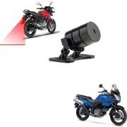 Auto Addict Bike Styling Led Laser Safety Warning Lights Fog Lamp Brake Lamp Running Tail Light-12V For Suzuki Vstrome