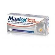 Sanofi Maalox 30 Compresse Masticabili Senza Zucchero 400mg+400mg
