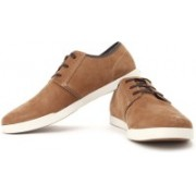 Clarks Nadon Place Corporate Casuals For Men(Tan)